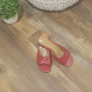 Naturalizer Sandals Size 7W